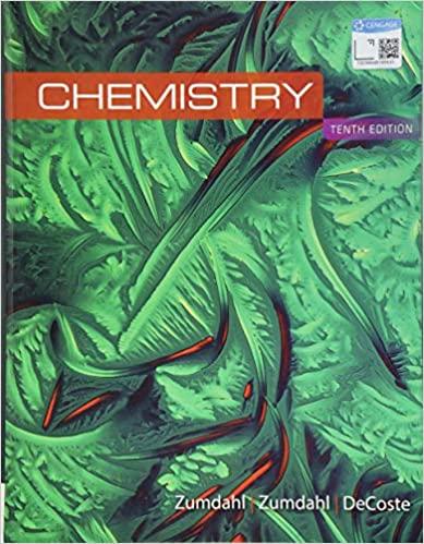 Chemistry 10th Edition by Zumdahl in pdf