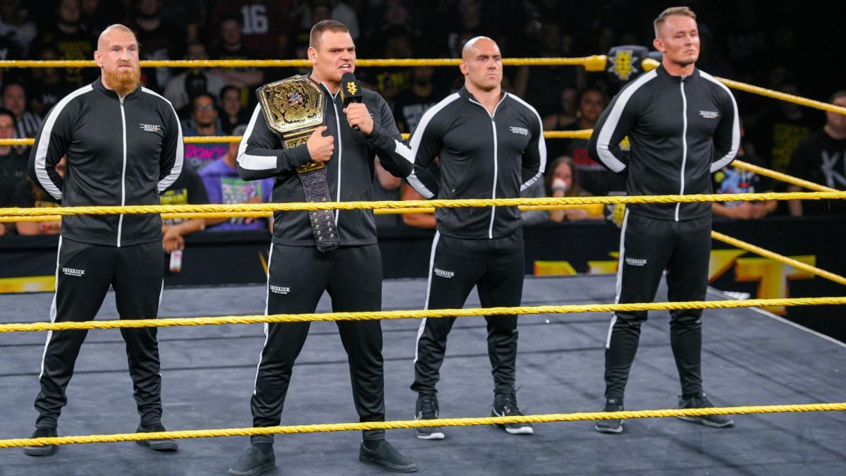 WWE tem grandes planos para a Imperium