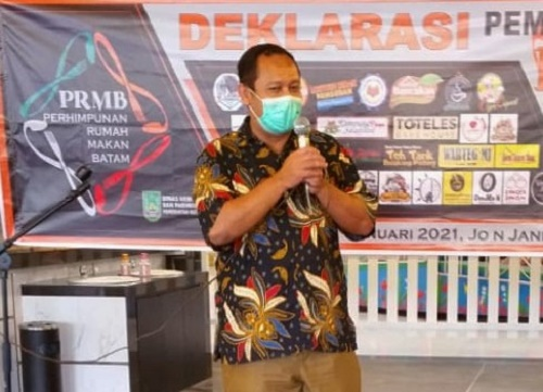 Deklarasi PRMB, Kini Usaha Kuliner Punya Wadah