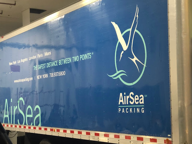 AirSea Packing Group in New York
