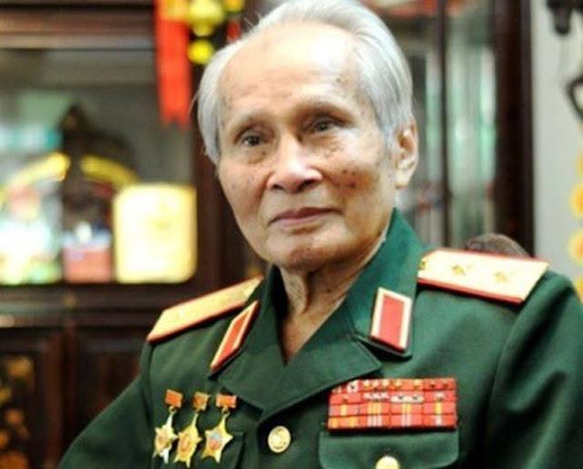 Trung tướng Nguyễn Quốc Thước ảnh 2