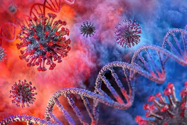 Mutasi Genetik Virus Corona Dapat Memicu Skizofrenia