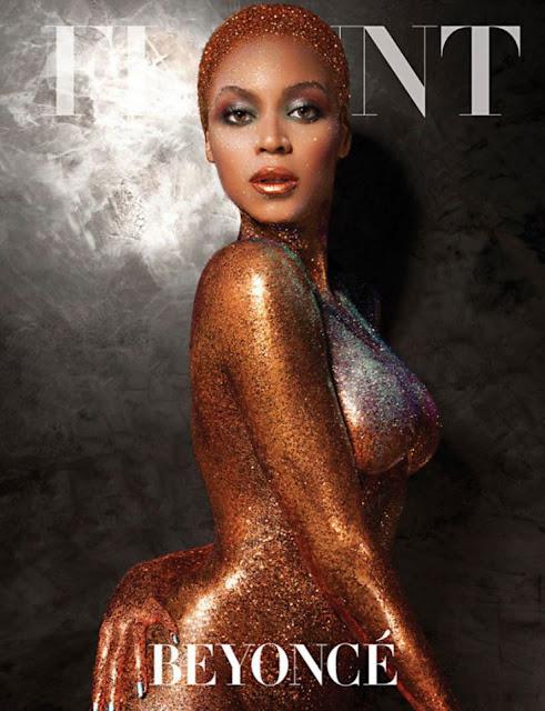 Beyonce - Flaunt magazine