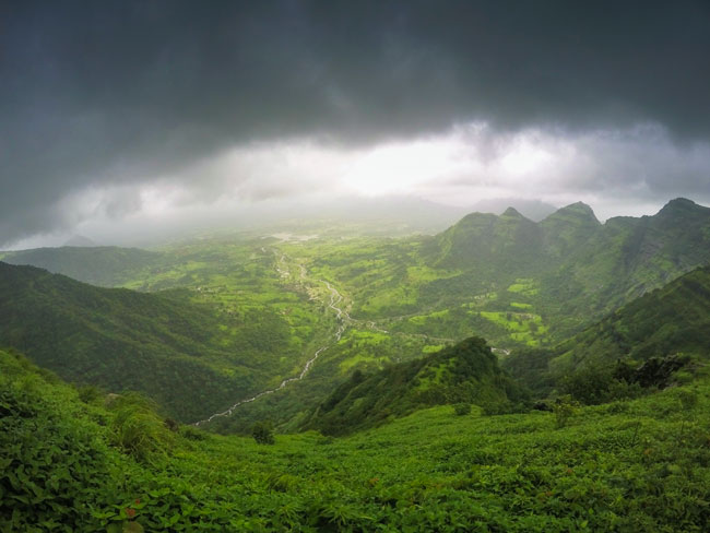 The Best One Day Trips Around Pune During Monsoons