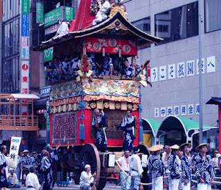 parade festival di jepang