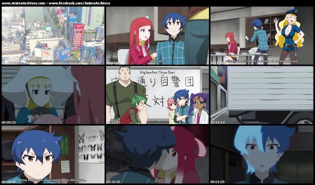 Akiba's Trip The Animation 12
