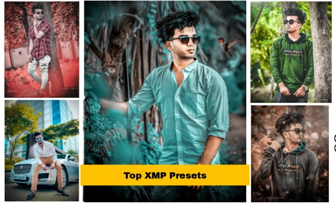 Top 10 Xmp Lightroom  Presets Free Download By Hero Editing