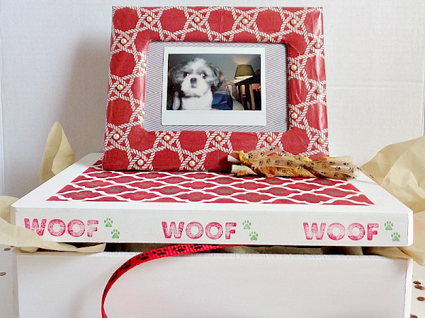 DIY: Pet Owner Gift Box + Handmade Gifts