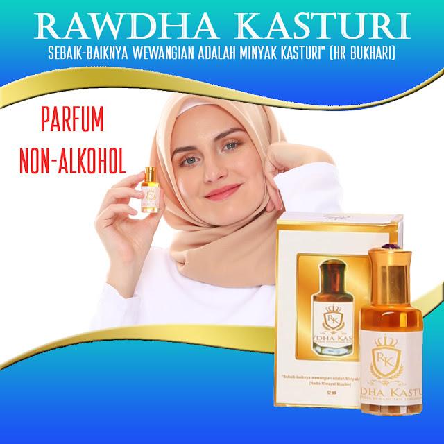 Jual Parfum Minyak Kasturi Asli / Parfum Kasturi Kijang Asli