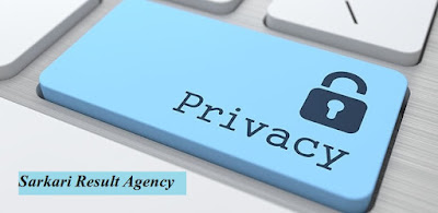 Privacy Policy for Sarkari Result Agency