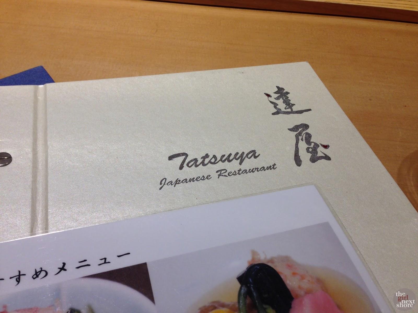 Tatsuya Goodwood Park Hotel