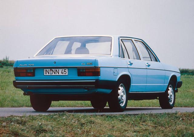 Audi 100 1978