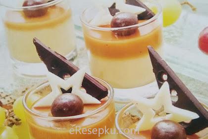 Resep Caramel Cream Brulle