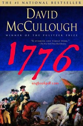 1776 America and Britain At War PDF by David McCullough