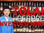 PMII Bali Nusra Tolak Rencana Investasi Miras, Presiden Wajib Cabut Perpes Miras