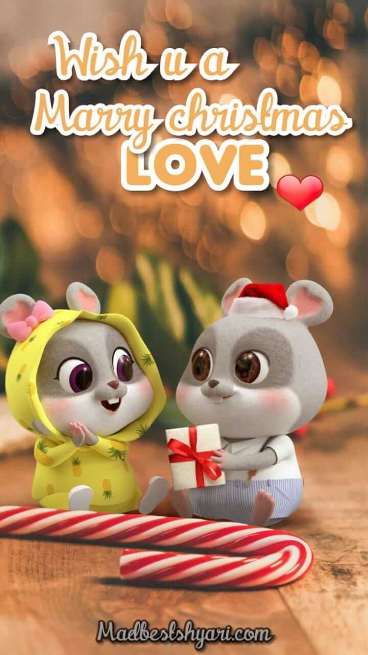 Cute merry christmas images 2019