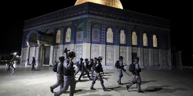 Hamas: Jangan Bermain Api Dengan Sentuh Masjid Al Aqsa