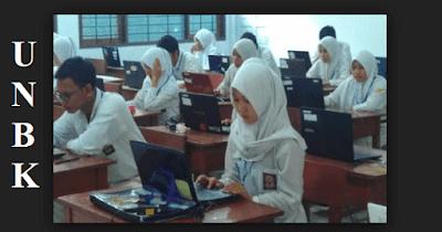 Latihan Soal UNBK Bahasa Indonesia SMA 2019 dan Kunci Jawaban K13/KTSP