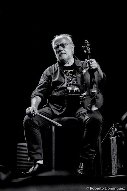 © Roberto Domínguez - Carlos Zingaro & Ulrich Mitzlaff
