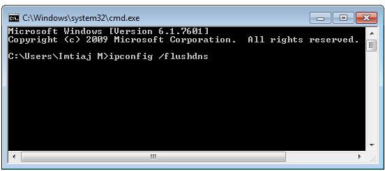 Cara Memperbaiki Error DNS_PROBE_FINISHED_NO_INTERNET