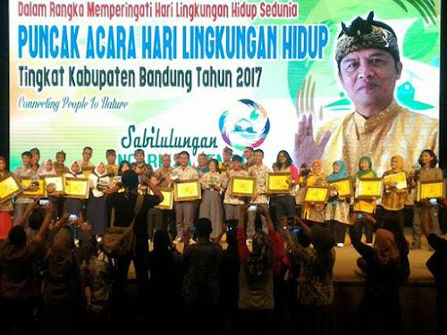 Peringatan Hari Lingkungan Hidup Kabupaten Bandung