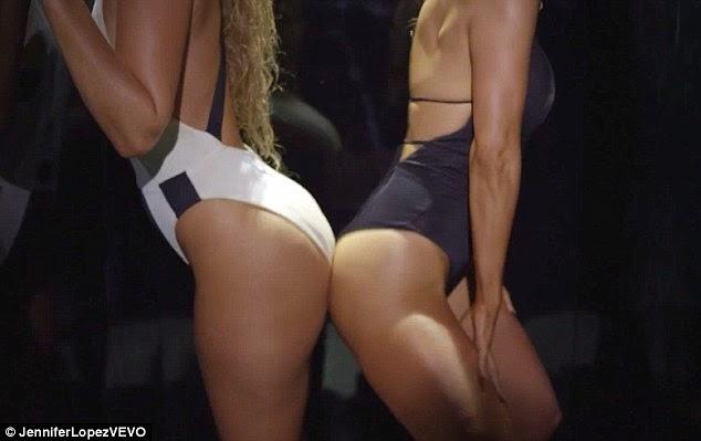 Jennifer lopez booty feat iggy azalea teaser 6