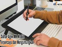Daftar Agen MR Mobile Topup, Terpercaya dan Menguntungkan