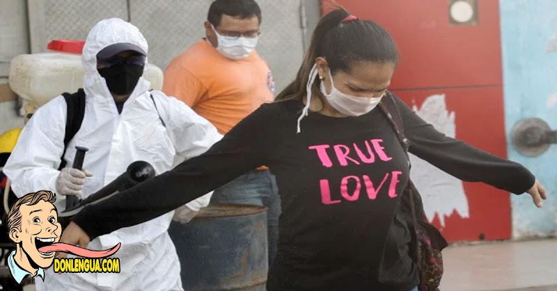 12.000 contagios en Venezuela y el Régimen feliz de la vida