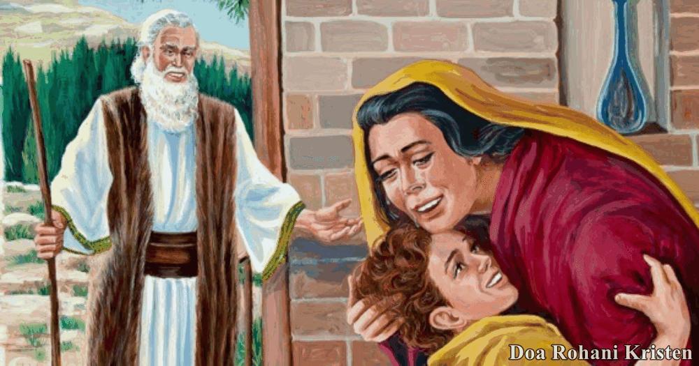 Nabi Elia di Sarfat minta kepada janda itu untuk dilakukan