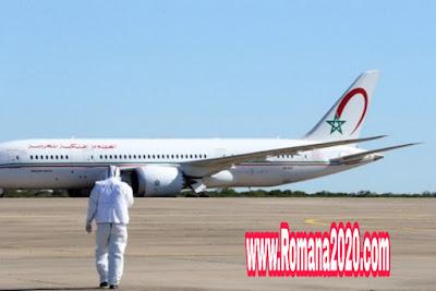 مصدر حكومي تعليق المغرب للرحلات الجوية مع فرنسا وارد جدا بسبب فيروس كورونا المستجد covid-19 corona virus
