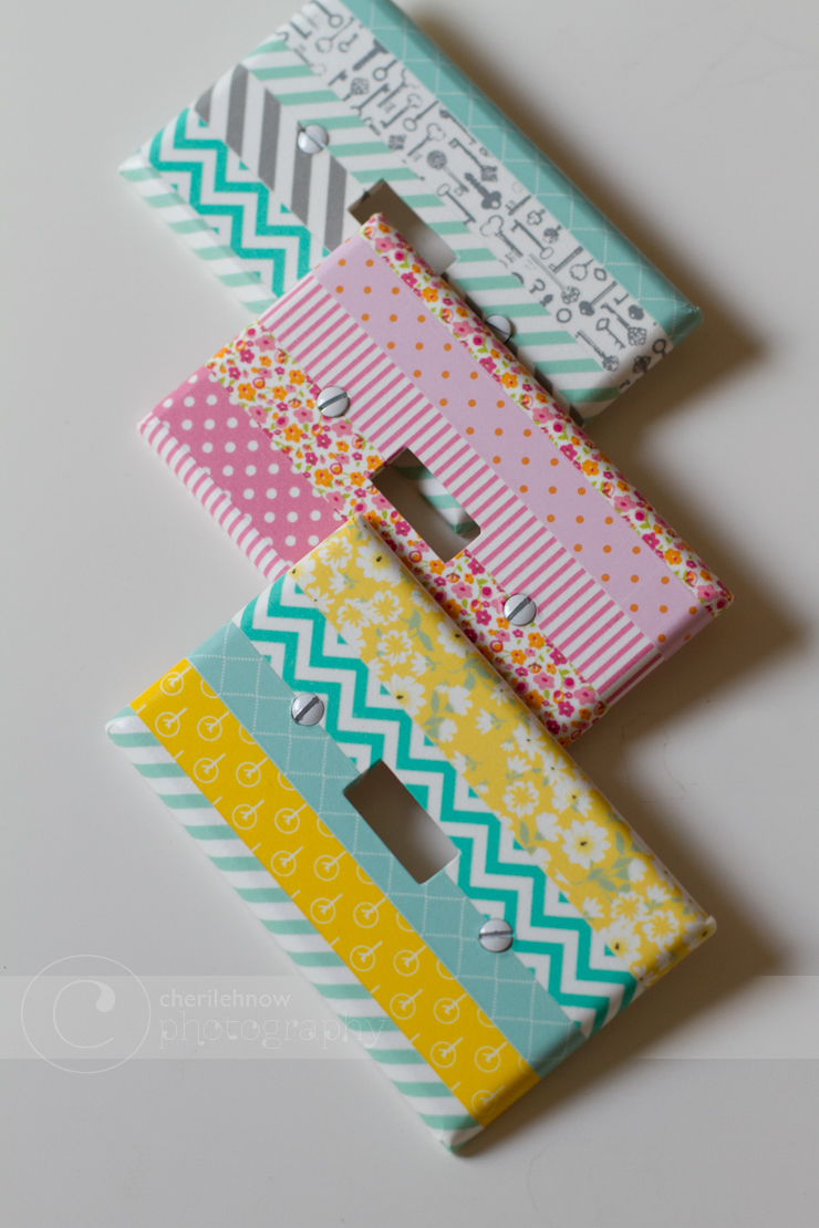 Tinkerwiththis Craftilicious Washi Tape Projects And
