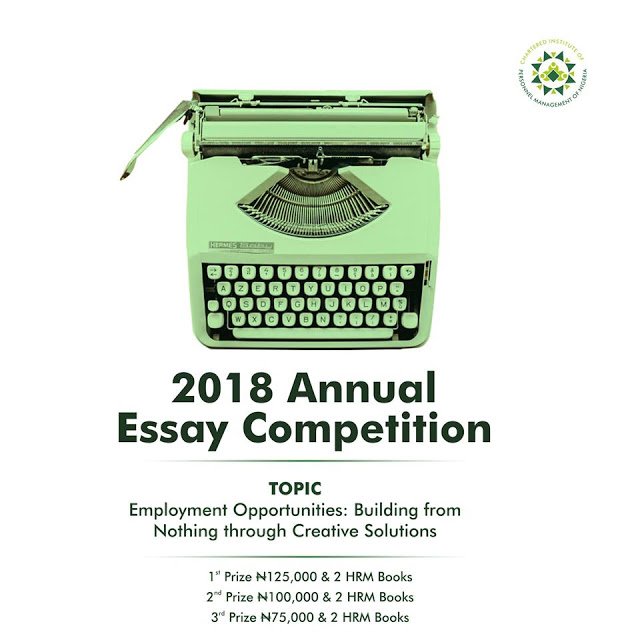 2018 CIPM Annual Essay Competition