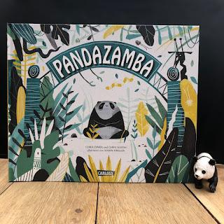 Buch Pandazamba: Weck niemals den Panda auf!