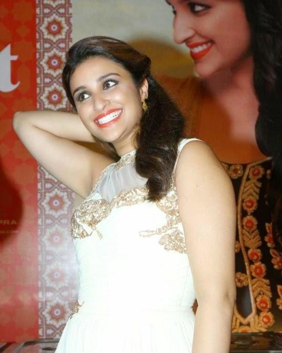 Parineeti Chopra At Daawat-E-Ishq Trailer Launch Photos - Hot4Sure-3880