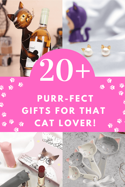 Perfect Gifts For The Cat Lover In Your Life By Babies Beauty Bits