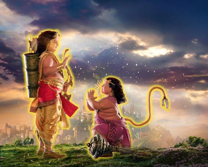 Prabhu Shri Ram Ke Janam Ki Gatha, Ram Adhyay &TV's Kahat Hanuman Jai Shri Ram Mein