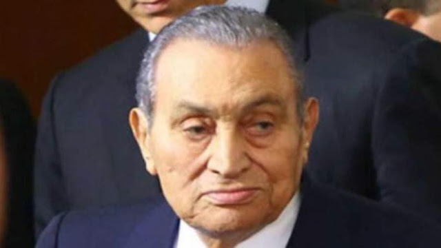 عاجل...وفاة الرئيس المصري محمد حسني مبارك