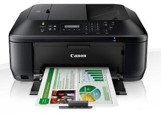 Pilote imprimante Canon PIXMA MX535 télécharger
