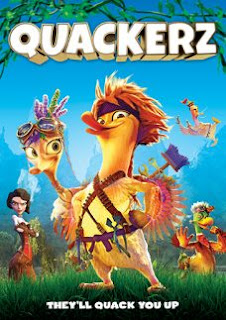 Download Film Quackerz (2016) 3D BluRay 1080p Subtitle Indonesia