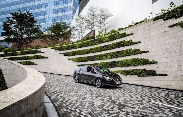 NISSAN LEAF to arrive in the Philippines 2020
