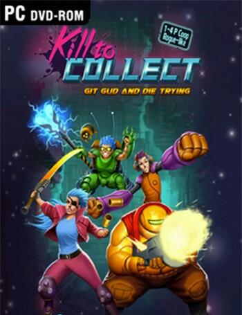تحميل لعبة القتال Kill to Collect
