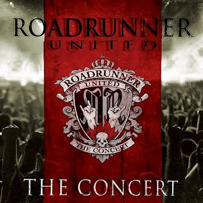 Album Review ROADRUNNER UNITED - THE CONCERT (2008)