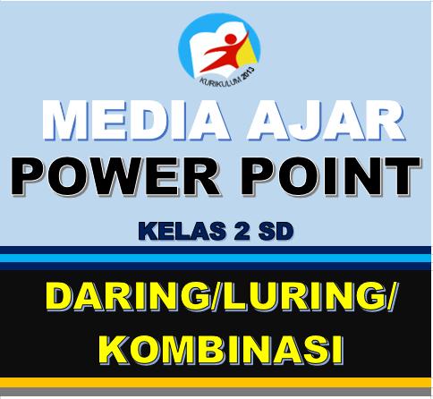 MEDIA PEMBELAJARAN POWERPOINT SD KELAS 2 DARING LURING
