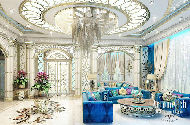 Arabic living room ideas 2016 to inspire your next for Local home interior designers