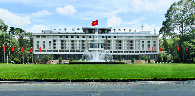 Dinh Độc Lập thuộc hàng top 30 điểm tham quan lịch sử ở tại Việt Nam