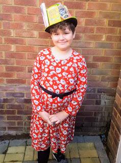 Dan Jon Jr as Dennis from The Boy in the Dress
