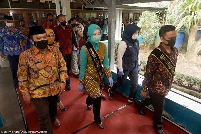 Zona Hijau, Kota Sukabumi Siap Jadi  Pilot Project Dimulainya Pembelajaran di Sekolah 2020