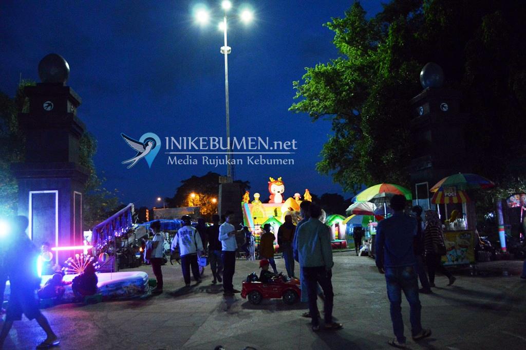 Malam Pergantian Tahun, Pemkab Kebumen Tak Gelar Pesta Kembang Api