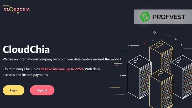 Cloudchia обзор и отзывы HYIP-проекта