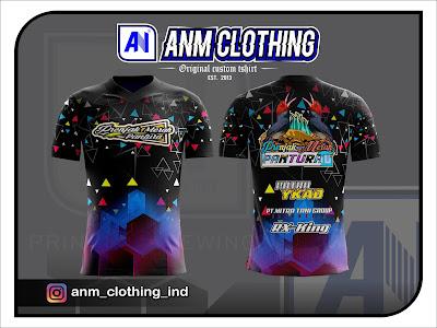 Pesan Kaos Jersey Custome Online